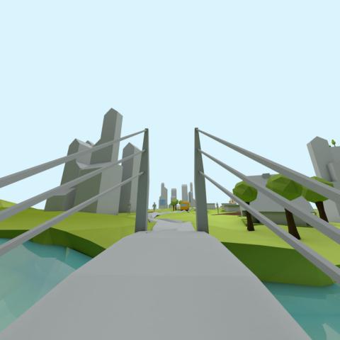 sustainable urban delta visual 3d 10803