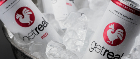 Get Real Premium Energy Fotografie RED Sugarfree