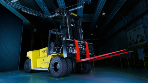 Product Photography Rexnord Heftruck Hyster