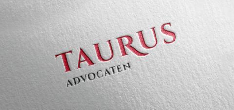 Huisstijl Ontwerp Taurus Advocaten
