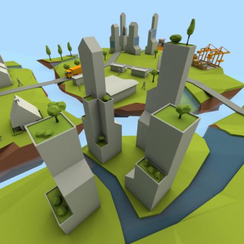 sustainable urban delta 3d visual 10801