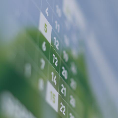 Ontwerp Kalender 2016 BVB Substrates