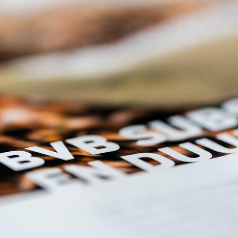Ontwerp Magazine Bloei BVB Substrates