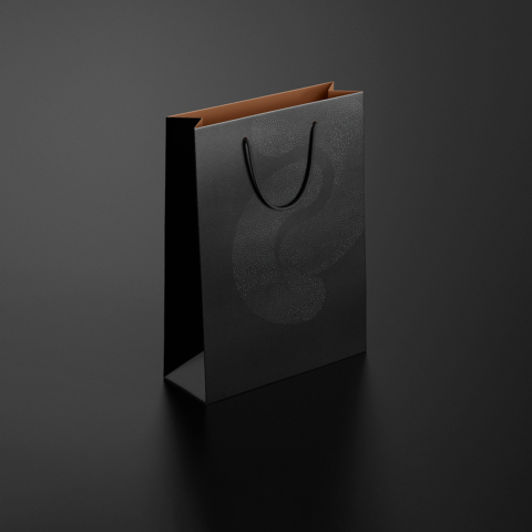 Aan de Poel Shopping Bag 1280